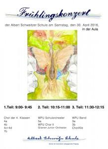 Einladung zum Frühlingskonzert