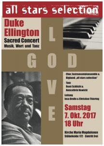Duke Ellington – Sacred Concert