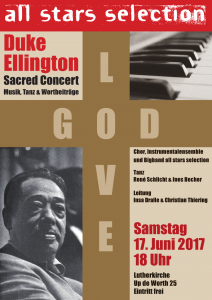 Duke Ellington – Sacred Conzert