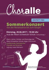 Choralle – Konzert