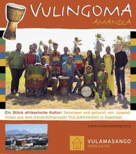 Vulingoma zu Besuch in Klein Borstel
