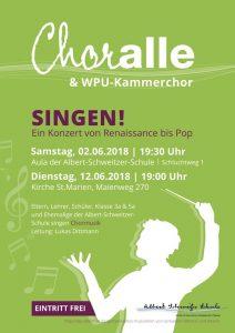 Choralle Konzert