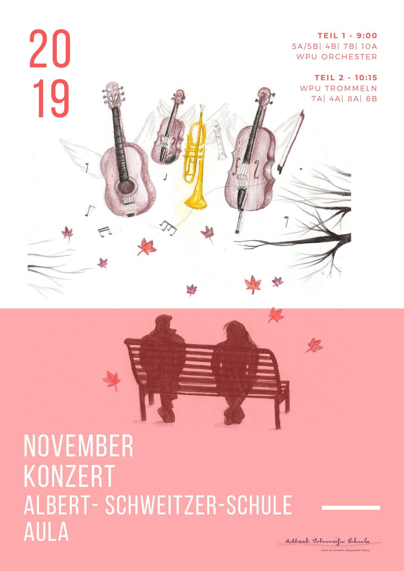 23.11.2019 Novemberkonzert