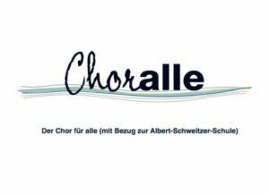 10.12.2020 Aufnahme vom Chor Choralle